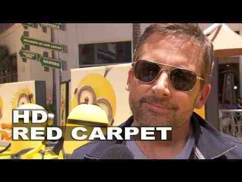 Despicable Me 2 - Steve Carell Interview