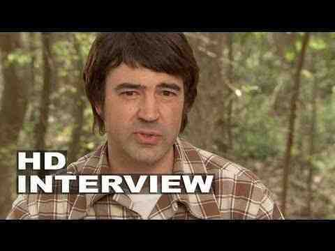 The Conjuring - Ron Livingston Interview