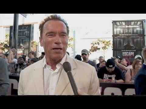 Escape Plan - Arnold Schwarzenegger Interview