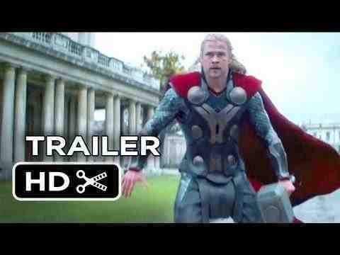 Thor: The Dark World - trailer 2