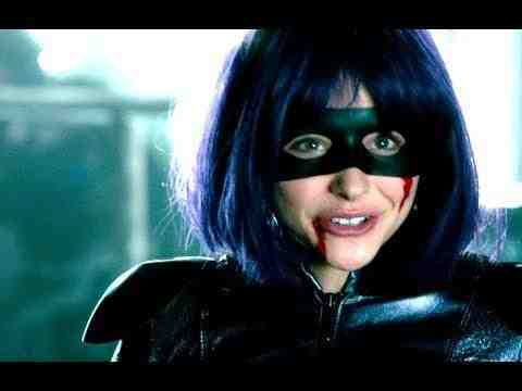 Kick-Ass 2 - Hit Girl vs. Mother Russia Red Band Featurette