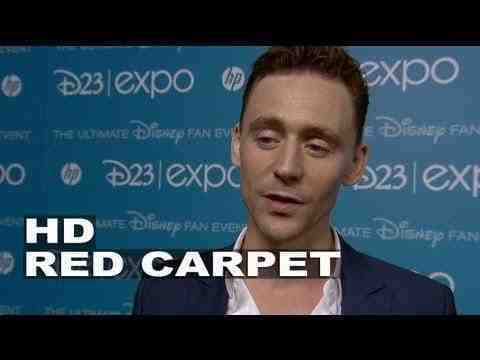 Thor: The Dark World - Tom Hiddleston Interview