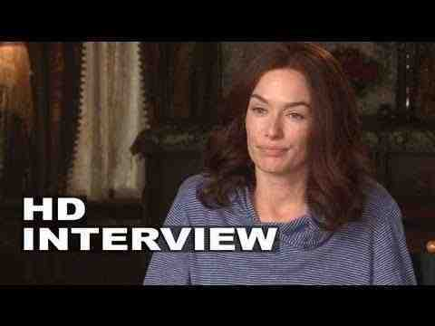 The Mortal Instruments: City of Bones - Lena Headey Interview