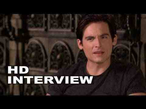 The Mortal Instruments: City of Bones - Kevin Zegers Interview