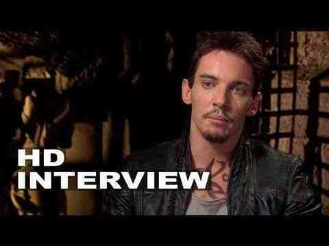 The Mortal Instruments: City of Bones - Jonathan Rhys Meyers Interview