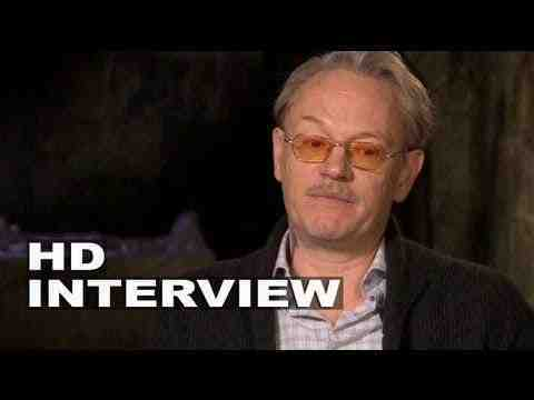 The Mortal Instruments: City of Bones - Jared Harris Interview