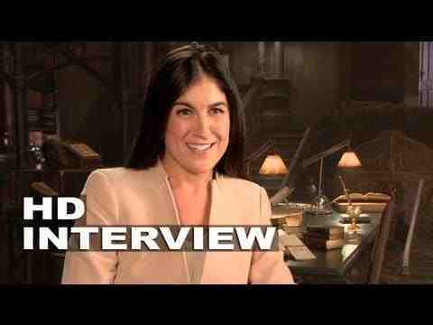 The Mortal Instruments: City of Bones - Screenwriter Jessica Postigo Paquette Interview