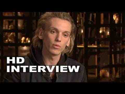 The Mortal Instruments: City of Bones - Jamie Campbell Bower Interview