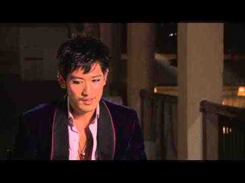 The Mortal Instruments: City of Bones - Godfrey Gao Interview