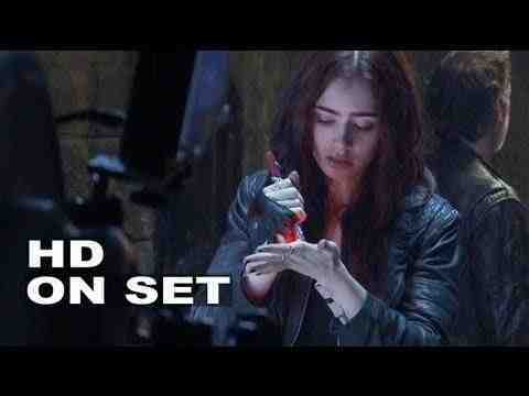 The Mortal Instruments: City of Bones - Behind the Scenes Part 3