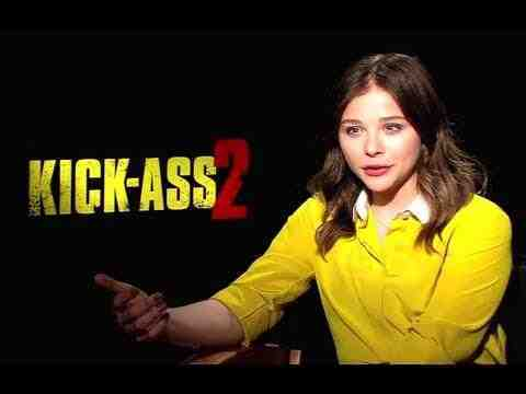 Kick-Ass 2 - Chloë Grace Moretz Interview