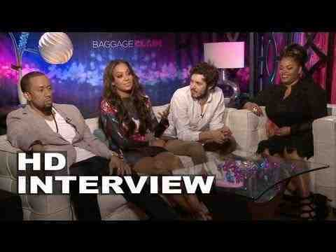 Baggage Claim - Affion Crockett, Lala Anthony, Adam Brody & Jill Scott Official Interview
