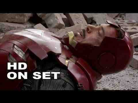 The Avengers - Behind the Scenes Part 4