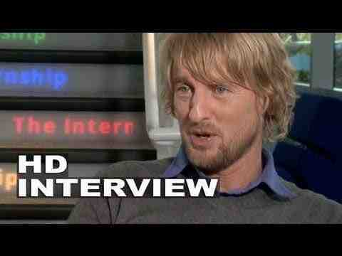 The Internship - Vince Vaughn & Owen Wilson Interview