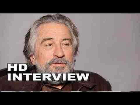 The Family - Robert DeNiro Interview
