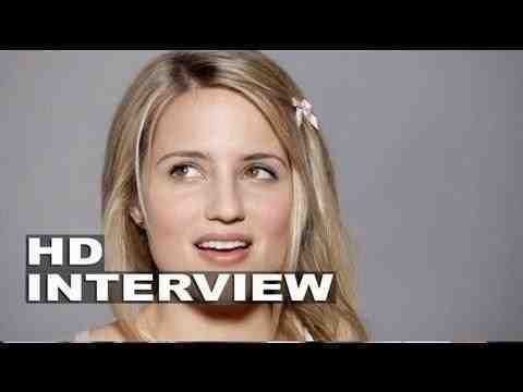 The Family - Dianna Agron Interview Part 1