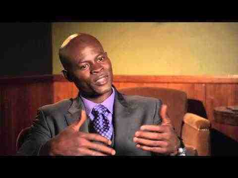 Baggage Claim - Djimon Hounsou Interview