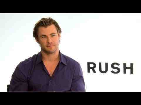 Rush - Chris Hemsworth Interview