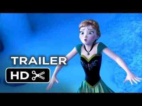 Frozen - trailer 2