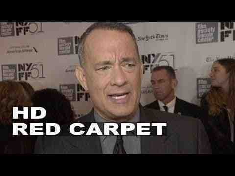 Captain Phillips - Tom Hanks Interview