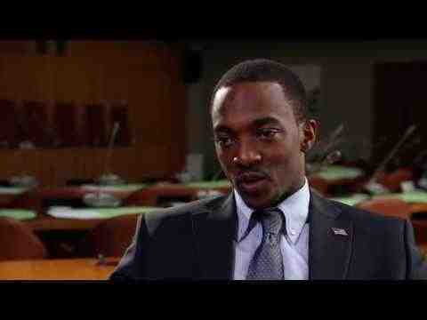 The Fifth Estate - Anthony Mackie Interview