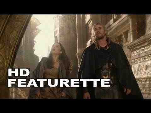 Thor: The Dark World - Featurette 1