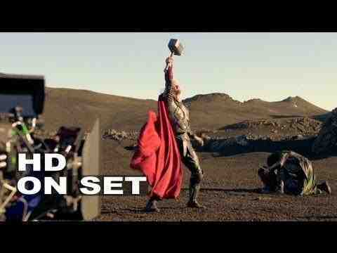 Thor: The Dark World - Behind the Scenes
