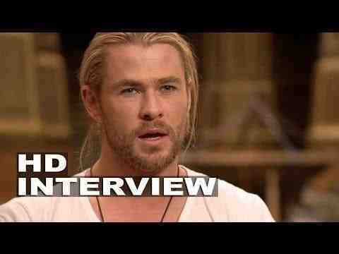 Thor: The Dark World - Chris Hemsworth Interview