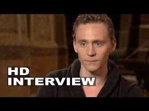 Thor: The Dark World - Tom Hiddleston Interview 2