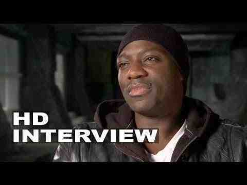 Thor: The Dark World - Adewale Akinnuoye-Agbaje Interview