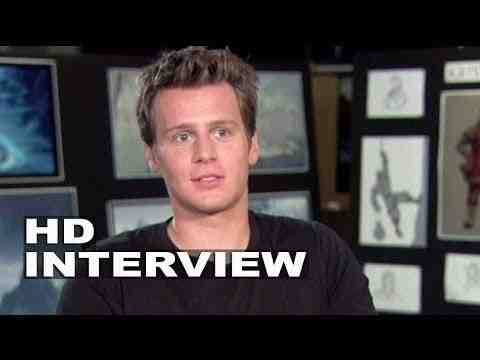 Frozen - Jonathan Groff  Interview