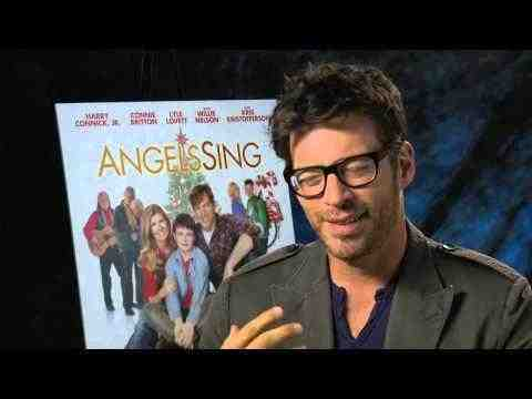 Angels Sing - Harry Connick Jr. Interview Part 1