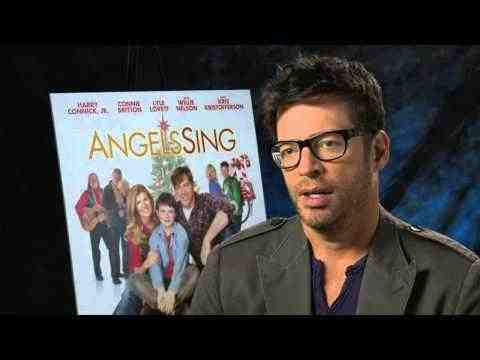 Angels Sing - Harry Connick Jr. Interview Part 2