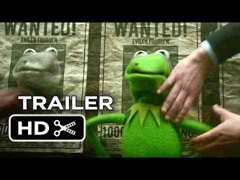 Muppets Most Wanted - trailer 1