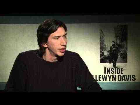 Inside Llewyn Davis - Adam Driver Interview