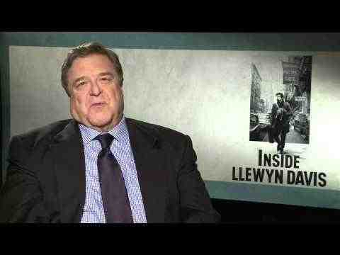 Inside Llewyn Davis - John Goodman Interview