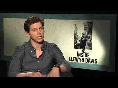 Inside Llewyn Davis - Stark Sands Interview