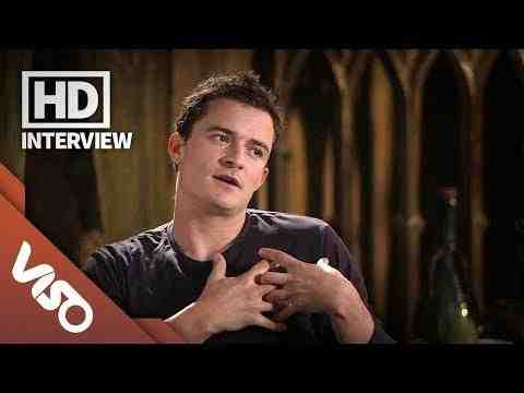The Hobbit: The Desolation of Smaug - Orlando Bloom Interview