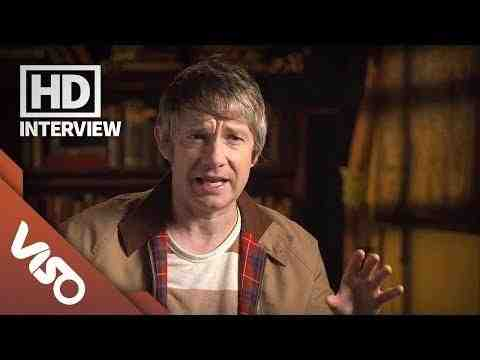 The Hobbit: The Desolation of Smaug - Martin Freeman Interview