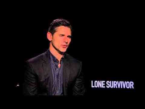 Lone Survivor - Eric Bana Interview