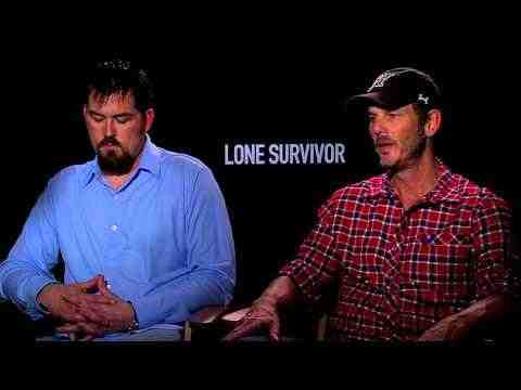Lone Survivor - Director Peter Berg & Marcus Lutrell Interview