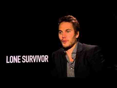 Lone Survivor - Taylor Kitsch Interview