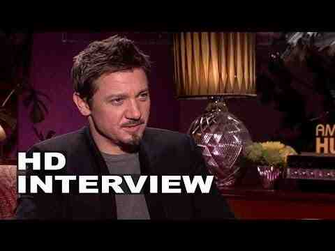 American Hustle - Jeremy Renner Interview