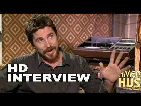 American Hustle - Christian Bale Interview
