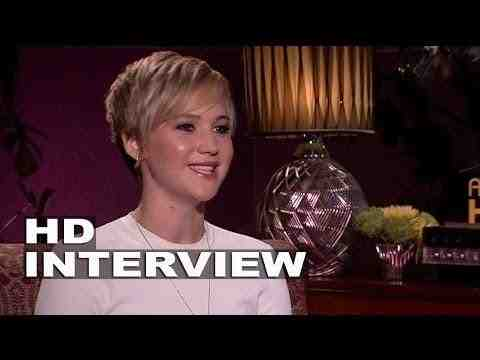 American Hustle - Jennifer Lawrence Interview