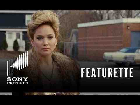 American Hustle - Jennifer Lawrence Featurette