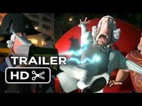 Mr. Peabody & Sherman - trailer 4