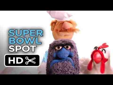 Muppets Most Wanted - TV Spot 3