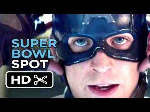 Captain America: The Winter Soldier - TV Spot 2