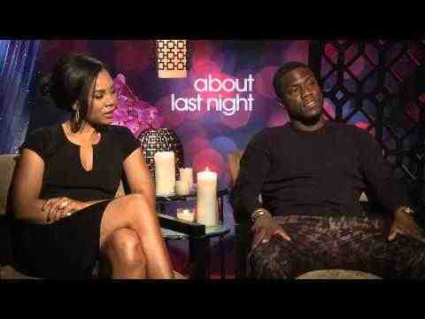 About Last Night - Kevin Hart & Regina Hall Interview